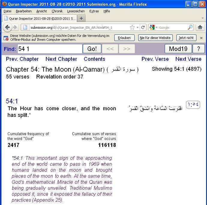 Allah's Timing?